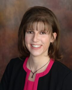Kelly Johnson, owner of Cornerstone Virtual Assistance